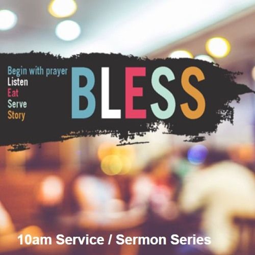 Bless - Eat - Pastor Peter Nielsen