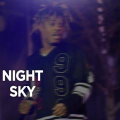 (FREE) Juice WRLD Type Beat - NIGHT SKY (Prod. LOW)