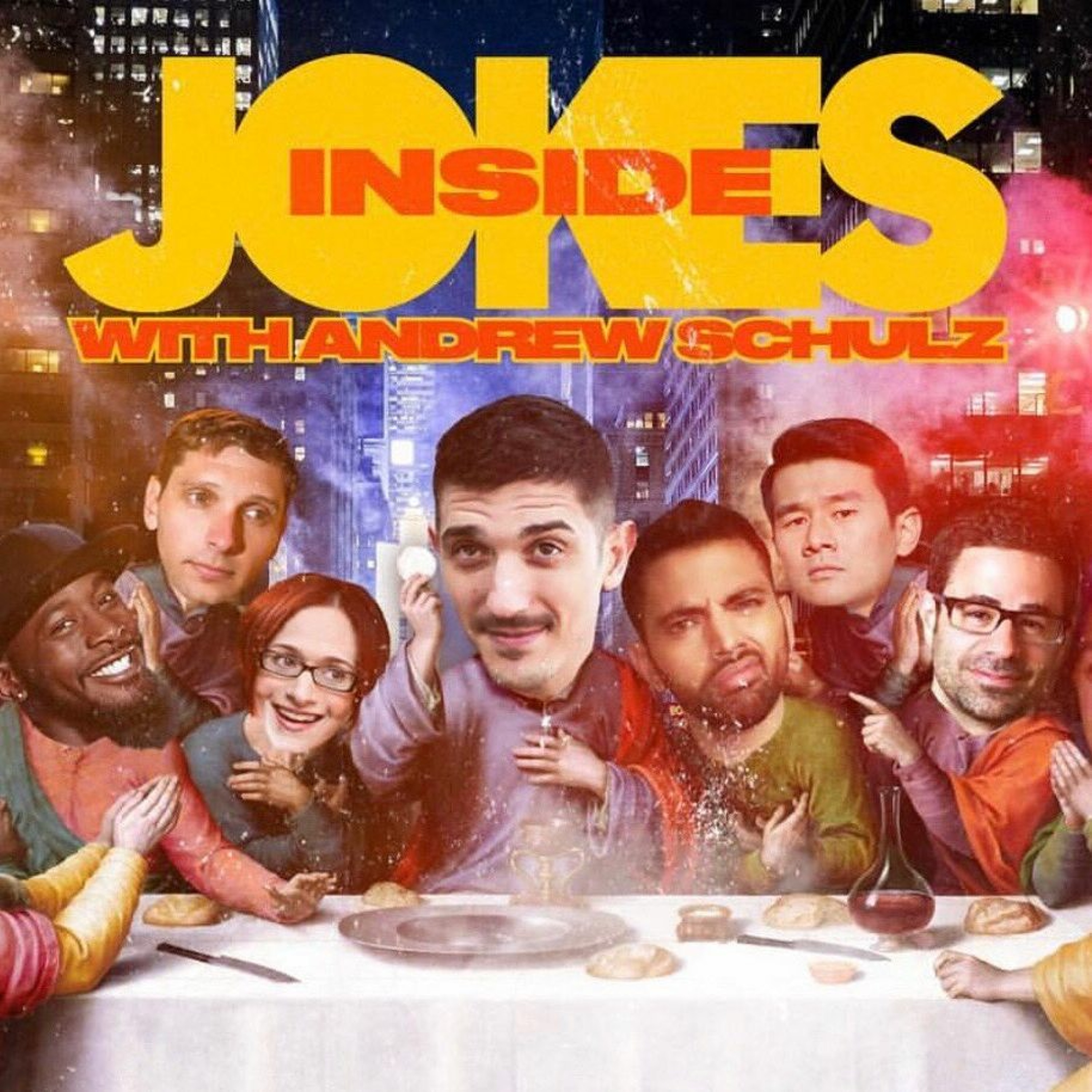 Are There Any Subjects Off - Limits Andrew Schulz, Gary Owen