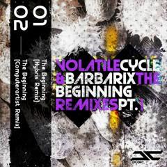 Volatile Cycle & Barbarix - The Beginning [Hybris Remix] DC041