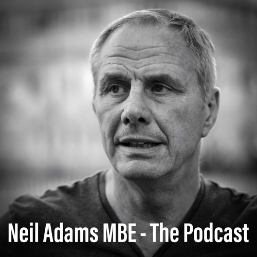 Neil Adams MBE - The Podcast