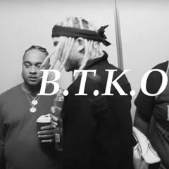 Caskey - B.T.K.O.