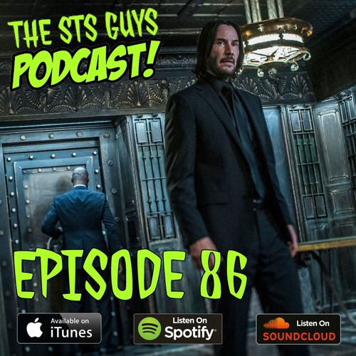 The STS Guys - Episode 86: Pop Culture Deathmatch