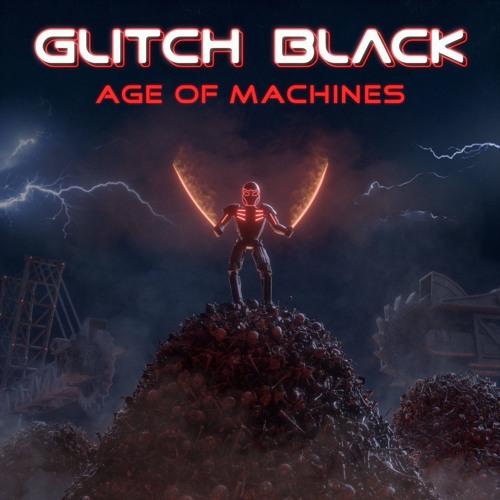 #129 - Glitch Black