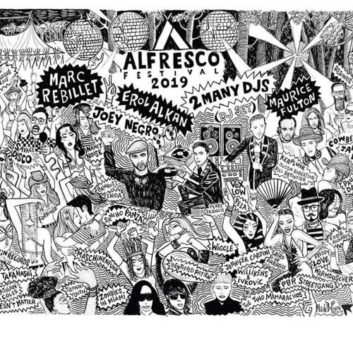Body Talk at Alfresco Festival 2019 [Pink Keith, Pav & Ian Blevins] - Part 2
