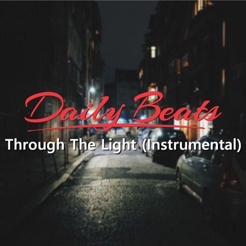 Hard Rap Beat - Through The Light | 83 bpm