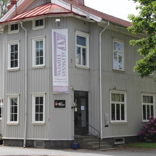 Jubileuubileumssändning nr 18c. Stadsvandring med Simon Waern i 1800 - talets Alingsås, del 3