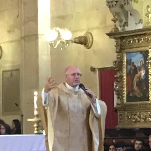 Homilia Dom Virgílio Benção das Pastas Universitarios 2019