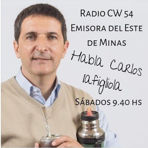 Audición de Carlos Iafigliola en CW54 1 de junio 2019