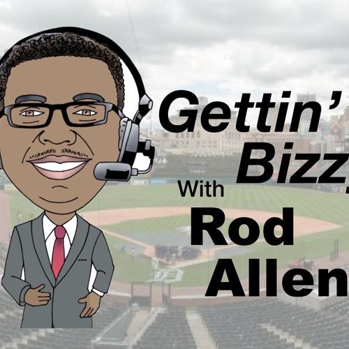 Gettin' Bizzy with Rod Allen — Diamondbacks Catcher Alex Avila