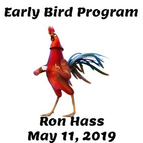 Early Bird Pod05112019