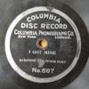 Columbia 597 I Got Mine - Collins And Natus