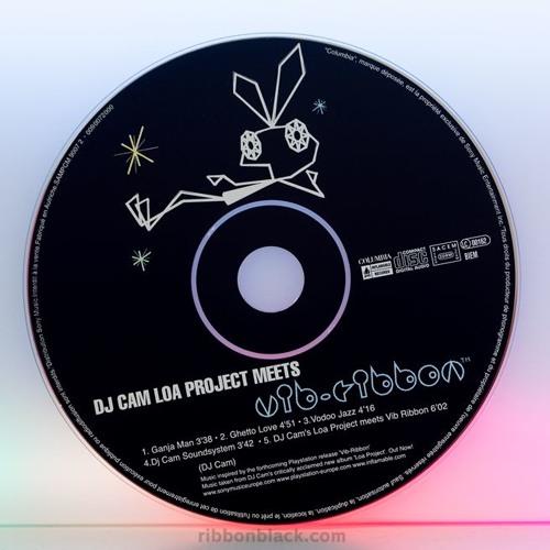 DJ Cam Loa Project Meets Vib-Ribbon