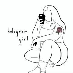 hologram girl