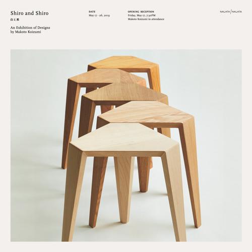 SHIRO AND SHIRO - Makoto Koizumi Exhibition Playlist
