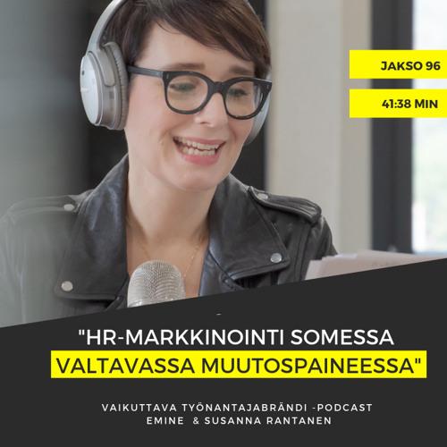 HR-markkinointi somessa valtavassa muutospaineessa