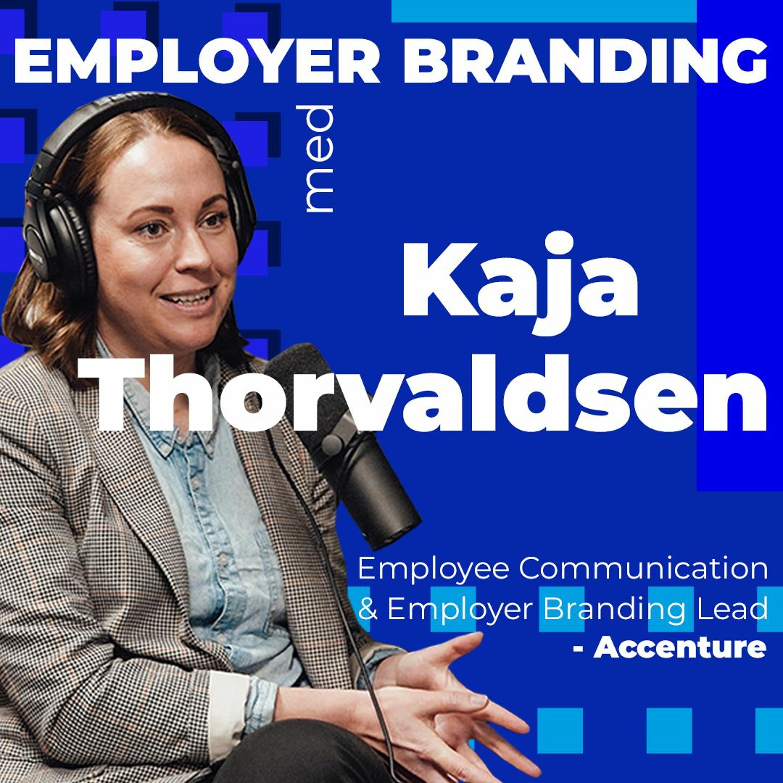 Modes of Persuasion and Employer Branding   Kaja Thorvaldsen from Accenture