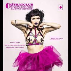 Der Freak - Carneball Bizarre - KitKatClubNacht 01.06.2019
