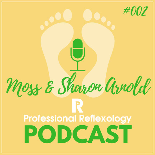 2 - PR Podcast w/ guests Moss & Sharon Arnold