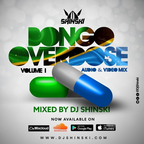 Bongo Overdose Video Mix 1 [ft Diamond Platinumz, Harmonize, Mbosso