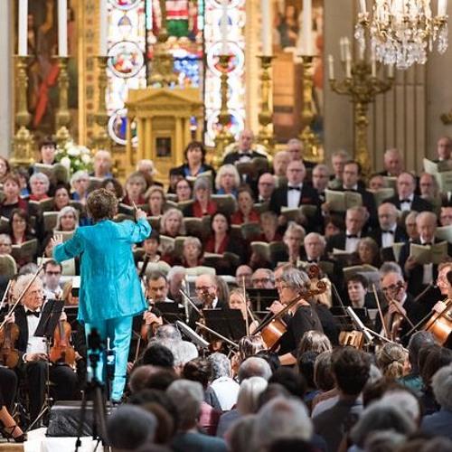 Requiem de Giuseppe Verdi eglise de Saint Louis en l'Ile (Paris) 2 Juin