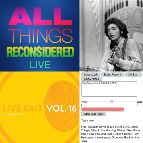 All Things Reconsidered Live #115
