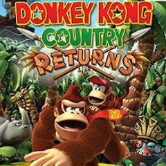 Donkey Kong Country Returns Music - Menu Theme