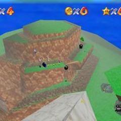 Bob - Omb Battlefield (E3 Trailer) - Super Mario 64