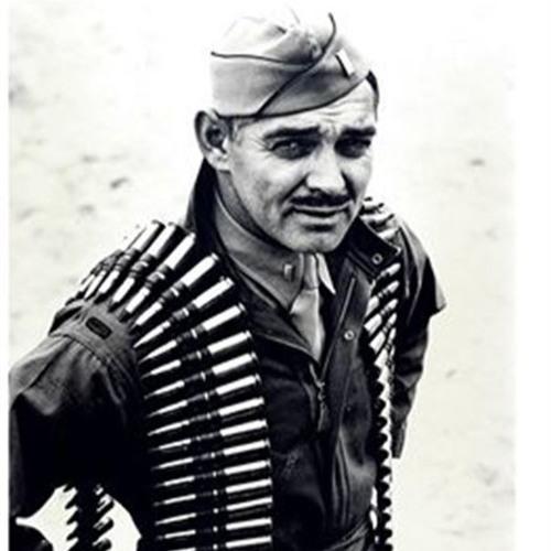 Clark Gable in World War II