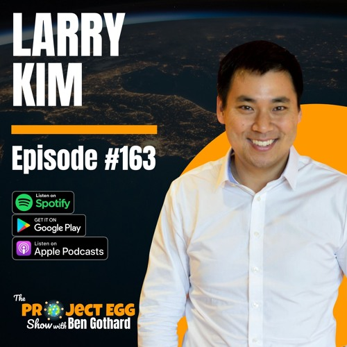 #163 - Larry Kim