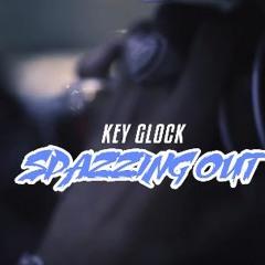 Key Glock - Spazzin Out (AUDIO)