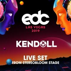 KENDOLL live @ EDC LV StereoBLOOM [Insomniac Recs]