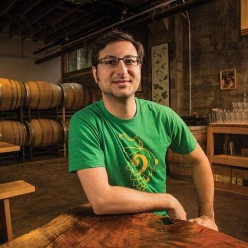 Pod 73: Upright Brewing's Alex Ganum