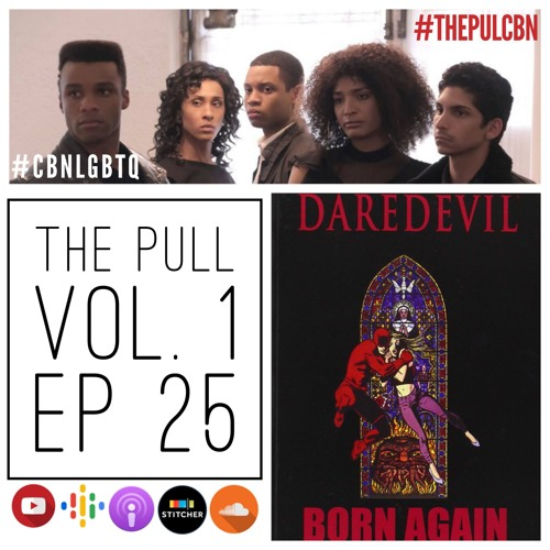 The Pull: Ep 25 | PRIDE and POSE in CANDYMAN'S KITCHEN