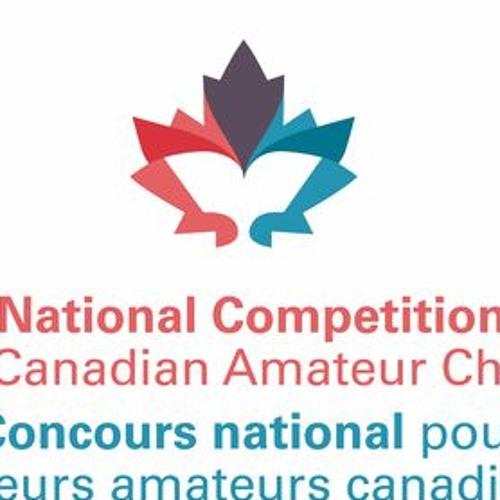 Concours national pour chœurs amateurs canadiens 2019