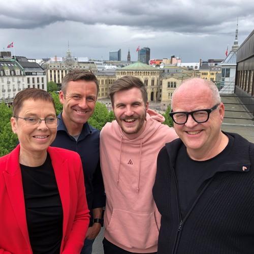 Den norske mediepodden - Episode 2: Youtube og skjult reklame