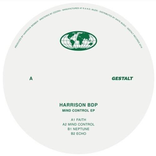 PREMIERE: Harrison BDP - Echo [Gestalt Records]