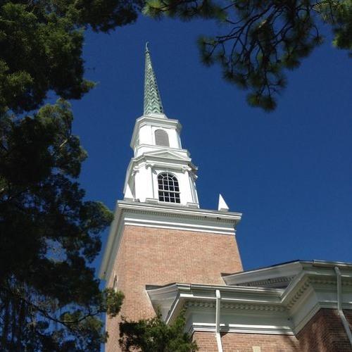 Rev. Joy Laughridge Sermon - Part of Something Bigger