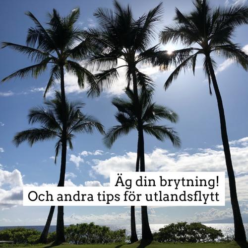 Tips för utlandsflytt