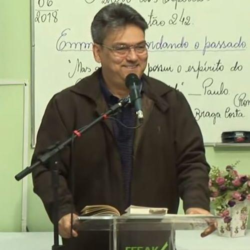 Firmeza e convicção - Carlos Alberto Braga