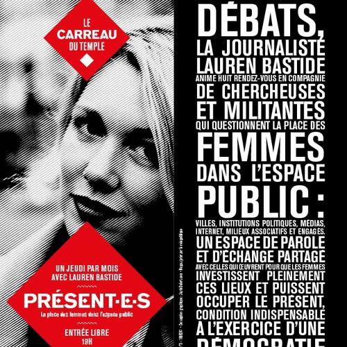 Présent·e·s avec Lauren Bastide, invitée : Marie Dasylva