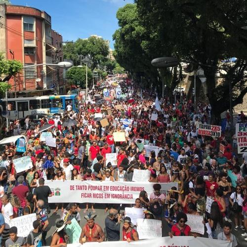 Instabilidade do governo Bolsonaro