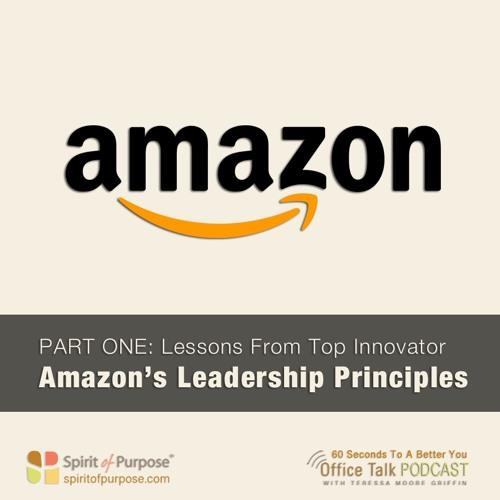 A Peak At Amazon's Leadership Principles