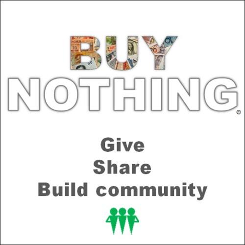 UC Talks #7 Cohni Corazon, Buy Nothing