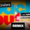 24HRS Ft. TY DOLLA SIGN- BACK OUT - ( REMIX) LOVE THEME FROM TOP GUN