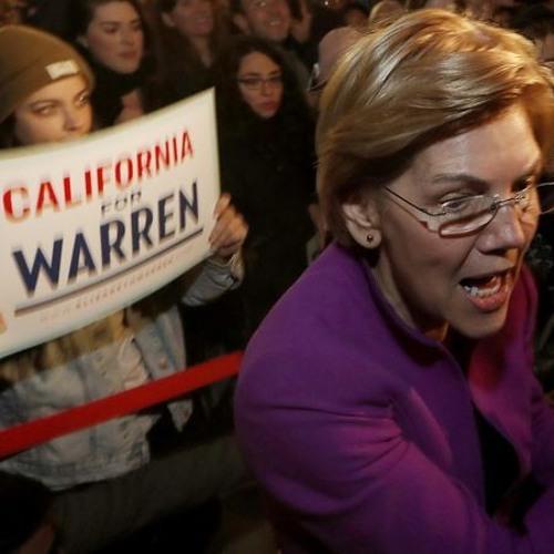 Ep 133: Elizabeth Warren Speaks!; Tefere Talks Union & AFL-CIO Politics; Tax Ideas For The People!