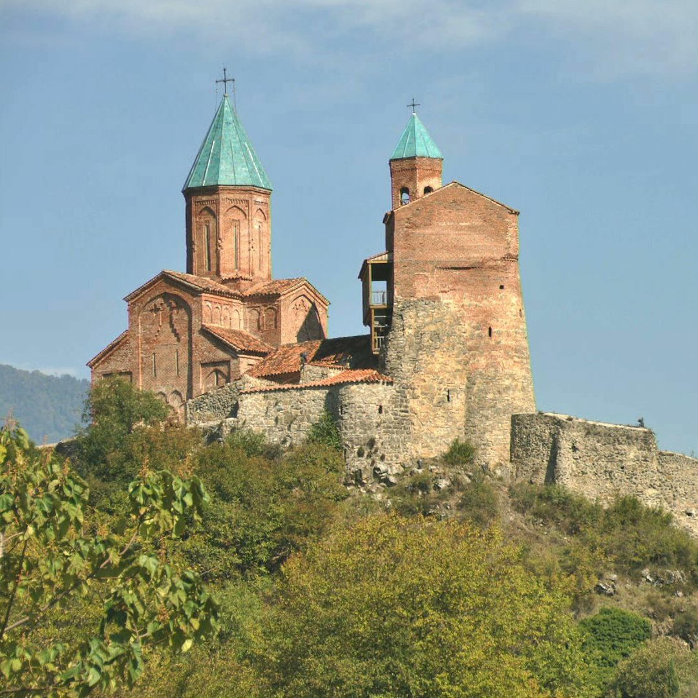 BUBO cestovanie: Južný Kaukaz