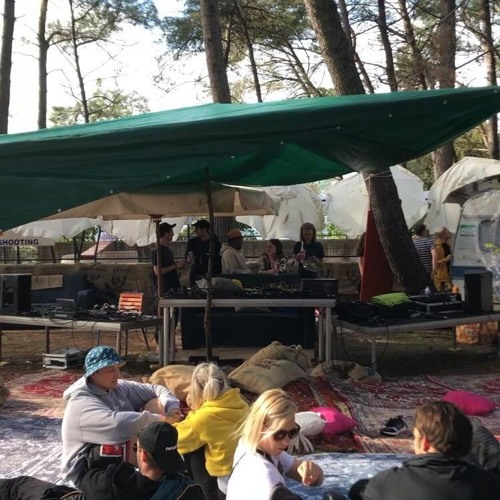 Live Ambient Performance at Lighthouse Festival Croatia