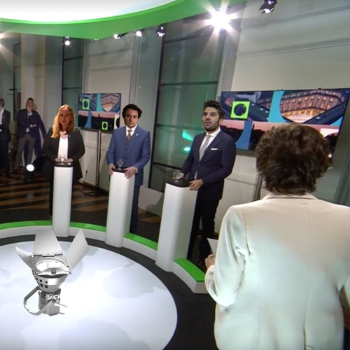VRT NWS - interne promo voor KIES19 - DTV Gat In De Begroting
