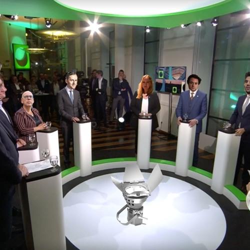 VRT NWS - interne promo voor KIES19 - DTV Kiesdrempel